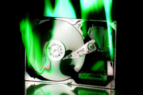 Coping with the loss of a harddrive