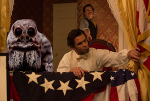 killing lincoln with spider