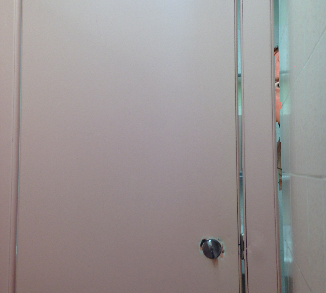 bathroom stall door. Bathroom Gap Stall Door