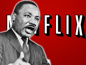 Woman honors Dr. Martin Luther King, Jr. with a late breakfast, Netflix binge