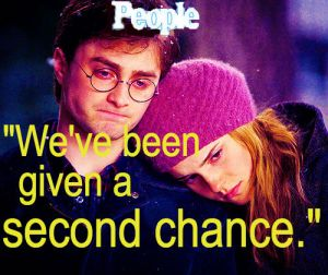 Harry Hermione second chance
