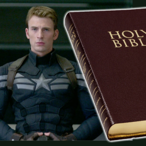 After Noah, Christians realize Captain America 2 also unfaithful to Bible