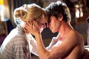 Andrew Garfield;Emma Stone