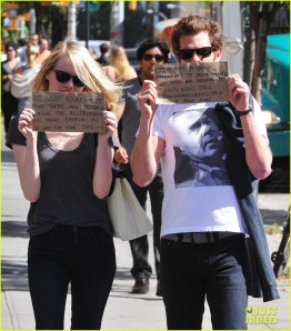 Emma & Andrew Using Their Fame For A Good Cause