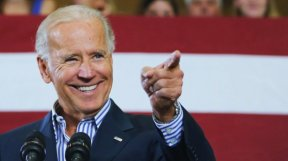 Joe Biden Campaigns In South Florida