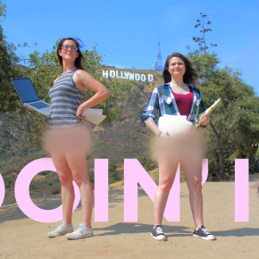 Our web series – DOIN' IT – is now streaming!