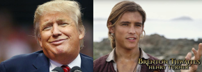 Do not let Trump Distract You With New 'Pirates of The Caribbean' Hottie BrentonThwaites