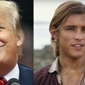 Do not let Trump Distract You With New 'Pirates of The Caribbean' Hottie Brenton Thwaites